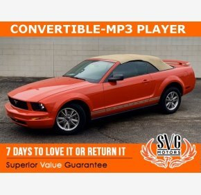2005 Ford Mustang Convertible for sale 101259803