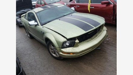 2005 Ford Mustang Coupe for sale 101330537
