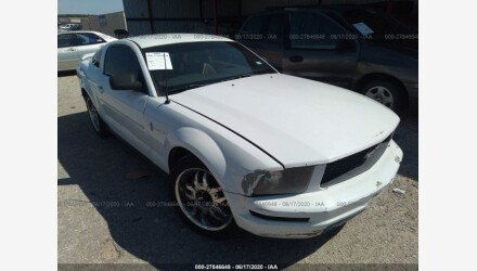 2005 Ford Mustang Coupe for sale 101340548