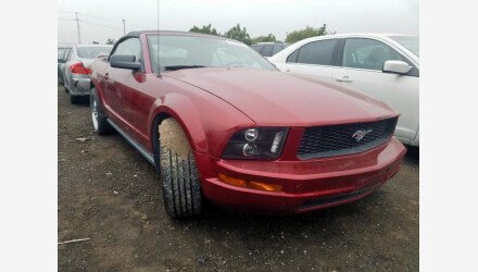 2005 Ford Mustang Convertible for sale 101344165