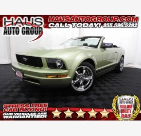 2005 Ford Mustang for sale 101344904