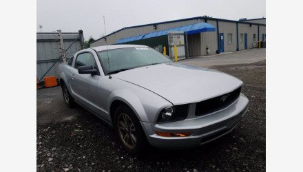 2005 Ford Mustang Coupe for sale 101345201