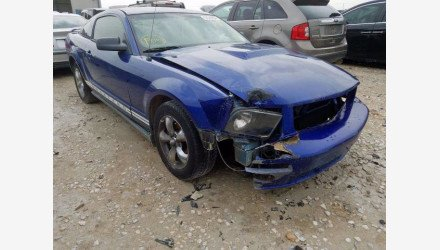 2005 Ford Mustang Coupe for sale 101345595