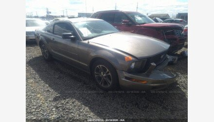 2005 Ford Mustang Coupe for sale 101346835