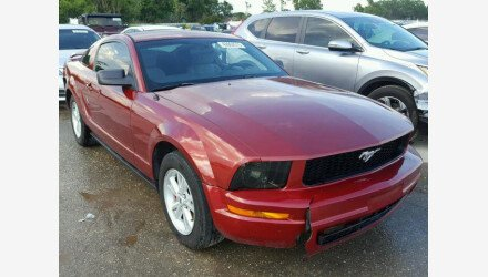 2005 Ford Mustang Coupe for sale 101359005