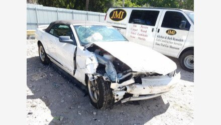 2005 Ford Mustang Convertible for sale 101359719