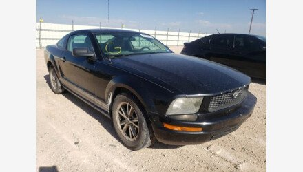 2005 Ford Mustang Coupe for sale 101361337