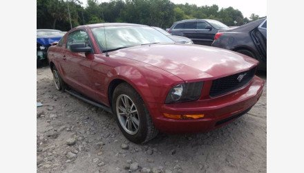 2005 Ford Mustang Coupe for sale 101384681