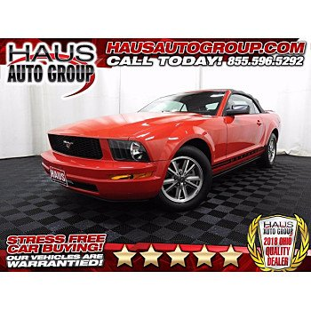 2005 Ford Mustang for sale 101387594