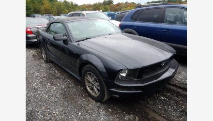 2005 Ford Mustang Convertible for sale 101394050