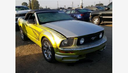 2005 Ford Mustang GT Convertible for sale 101397022