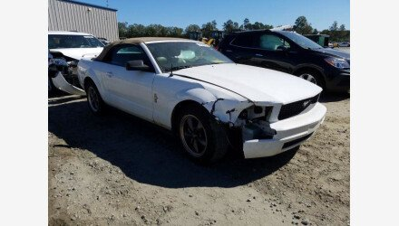 2005 Ford Mustang Convertible for sale 101399017
