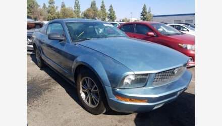 2005 Ford Mustang Coupe for sale 101412348