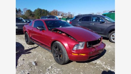 2005 Ford Mustang Coupe for sale 101439790