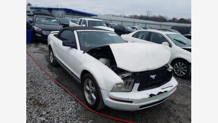 2005 Ford Mustang Convertible for sale 101440491