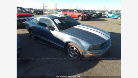 2005 Ford Mustang Coupe for sale 101442287