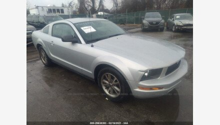 2005 Ford Mustang Coupe for sale 101458377