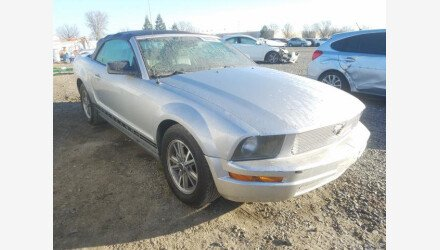 2005 Ford Mustang Convertible for sale 101463937