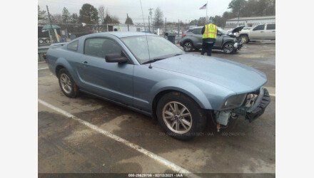 2005 Ford Mustang Coupe for sale 101487725