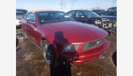 2005 Ford Mustang Convertible for sale 101488345