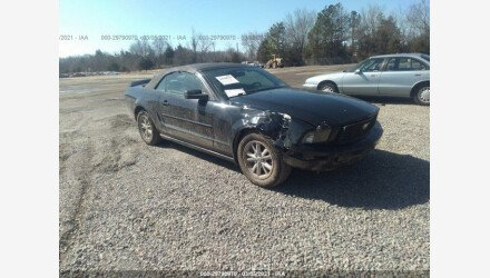 2005 Ford Mustang Convertible for sale 101492011