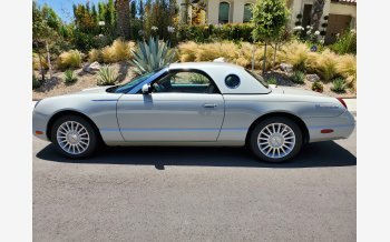 2005 Ford Thunderbird 50th Anniversary for sale 101328947