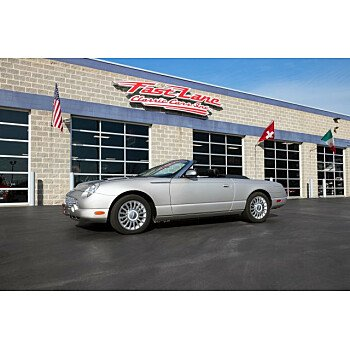 2005 Ford Thunderbird for sale 101305518