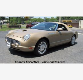 2005 Ford Thunderbird for sale 101353032
