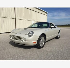 2005 Ford Thunderbird for sale 101407511