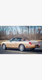 2005 Ford Thunderbird for sale 101462167
