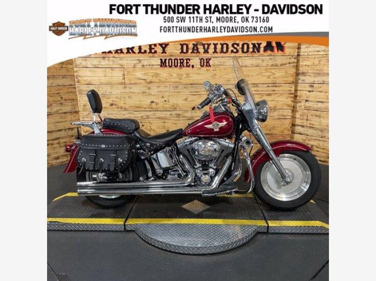 2005 Harley-Davidson Softail for sale 201116542