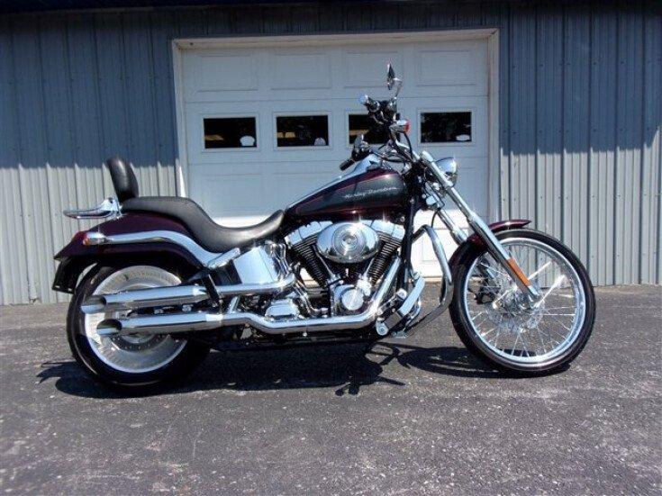 2005 Harley-Davidson Softail for sale 201163078