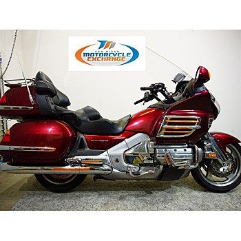 2005 Honda Gold Wing for sale 200648970