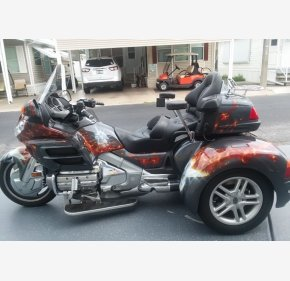 2005 Honda Gold Wing Motorcycles for Sale - Motorcycles on