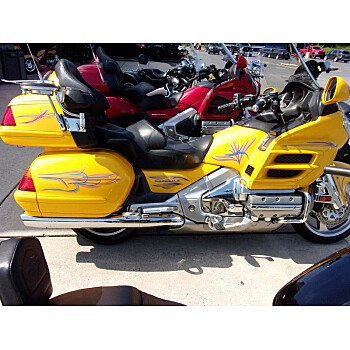2005 Honda Gold Wing for sale 200771864