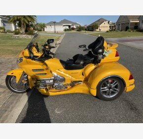 2005 Honda Gold Wing for sale 200912201