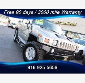 2005 Hummer H2 for sale 100981750