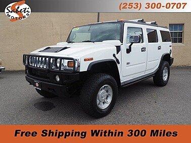 2005 Hummer H2 for sale 101199393