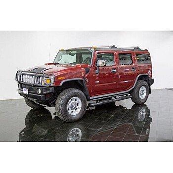 2005 Hummer H2 for sale 101237614