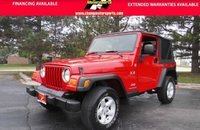 2005 Jeep Wrangler for sale 101034041