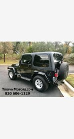 2005 Jeep Wrangler 4WD X for sale 101094381