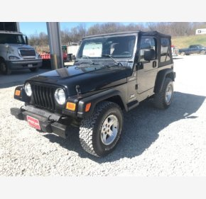 2005 Jeep Wrangler 4WD Sport for sale 101122445