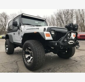 2005 Jeep Wrangler 4WD X for sale 101249464