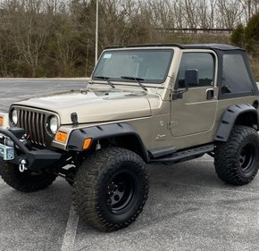 2005 Jeep Wrangler 4WD X for sale 101300742