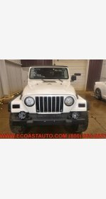 2005 Jeep Wrangler 4WD Unlimited for sale 101326329