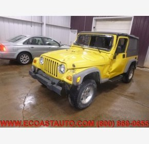 2005 Jeep Wrangler 4WD Unlimited for sale 101326335