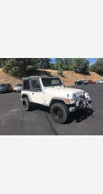 2005 Jeep Wrangler for sale 101359129