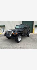 2005 Jeep Wrangler for sale 101380854
