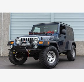 2005 Jeep Wrangler 4WD Unlimited Rubicon for sale 101398531