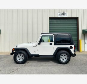 2005 Jeep Wrangler for sale 101435703